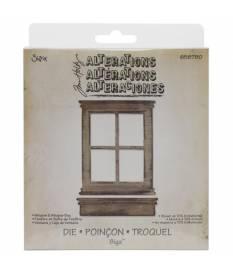 Fustella Sizzix Bigz, Window & Window Box