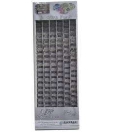 6 Anelli per rilegatura in ottone Bind-it-All 30x1,2 cm