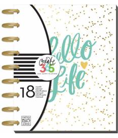 Agenda Organiser Mensile Create 365, Hello Life