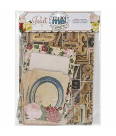 Carte decorative Misc Me Journal Contents-Juliet
