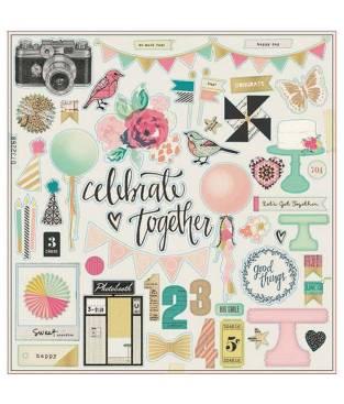 HAPPY settantesimo compleanno in rosa chiaro calze bellissimo regalo di compleanno