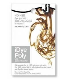 Colore per tessuto iDye Poly, Marrone