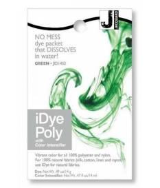 Colore per tessuto iDye Poly, Verde