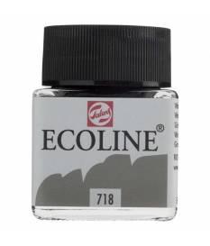 Colore solubile liquido grigio caldo 30 ml Ecoline
