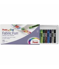 Colori per tessuto Pentel Fabric Fun