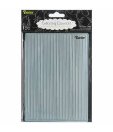 Embossing Folder Darice, Strisce