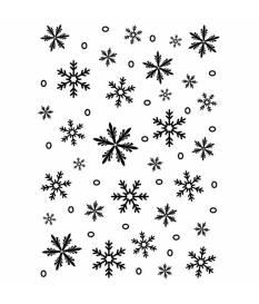 Embossing FolderDarice, Fiocchi di neve