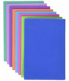 Fogli in gommapiuma Foam Sheets 30 pz, Fashion Colors
