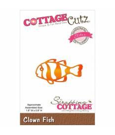 Fustella CottageCutz, Pesce Pagliaccio