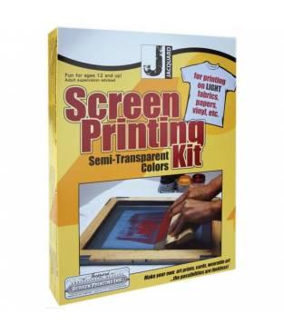 Kit di screen printing Jacquard
