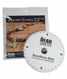 Kumihimo Disk per braccialetti
