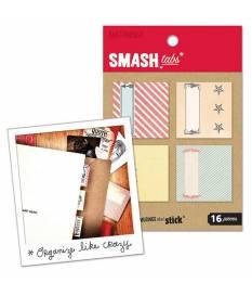 Linguette in carta SMASH 16 pz