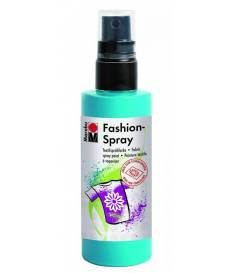 Marabu Fashion Spray 100 ml Blu Caraibi