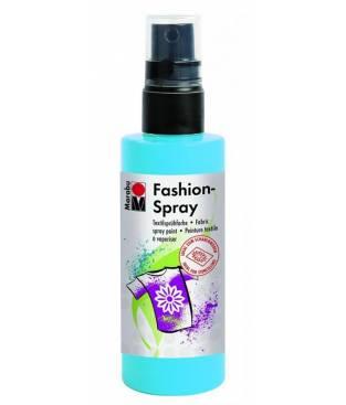 Marabu Fashion Spray 100 ml Blu Cielo