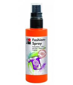 Marabu Fashion Spray 100 ml Rosso Arancio