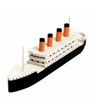 Modellino di Legno Titanic
