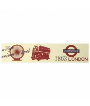 Nastro adesivo colorato Washi, Big Ben London