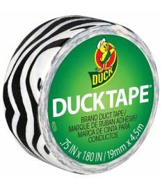 Nastro Duck Tape Mini- Zebra