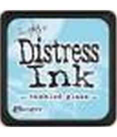 Pad inchiostro Distress azzurro