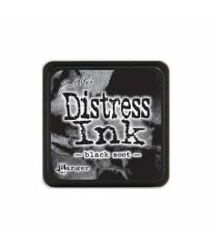 Pad inchiostro Distress nero fuliggine