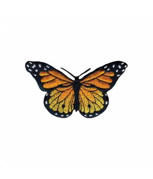 Patch termoadesiva, Monarch Butterfly