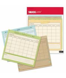SMASH Pockets, Calendar 4 pz