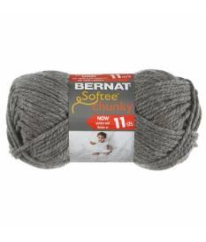 Softee gomitolo lana pesante, Grigio
