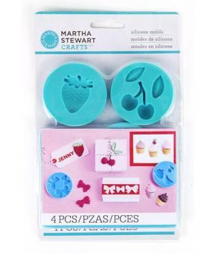 Stampi in Silicone Martha Stewart, Sweet Shop