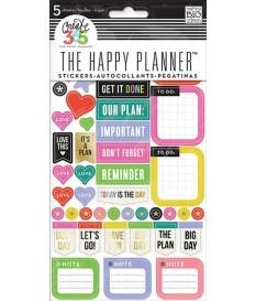 Stickers adesivi The Happy Planner, Everyday Reminders