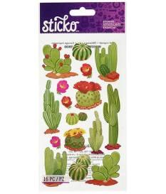 Stickers Sticko Classic, Desert Cactus