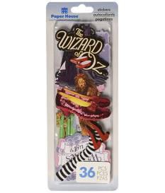 Stickers Wizard Of Oz autoadesivi Paper House, 36 pz