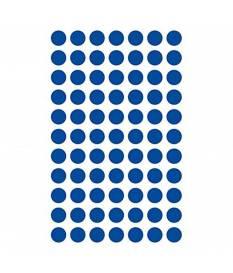 Adesivi gommati Maildor, colore Blu Scuro