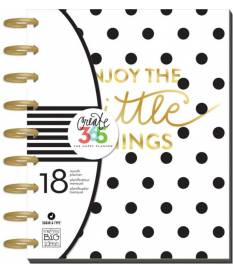 Agenda Organiser Mensile Create 365, Enjoy the little things