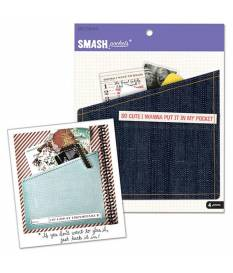 Blocco note portatile SMASH Pockets, Folder 4 pz