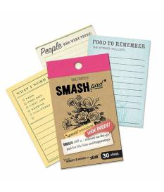 Block Notes SMASH, Special Occasions