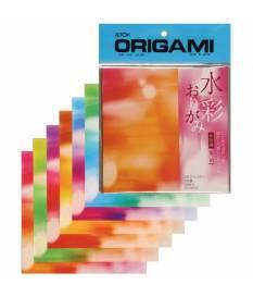 Carta per origami, Tie Dye 36 pz