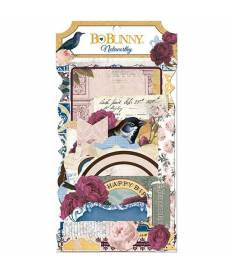Carte decorative Rose Cafe Noteworthy