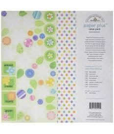 Cartoncino Doodlebug Paper Plus, Pastel