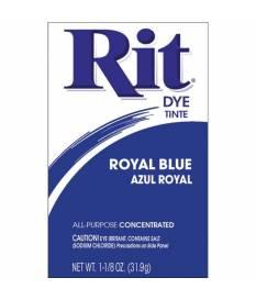 Colorante in polvere RIT, blu elettrico 32 g