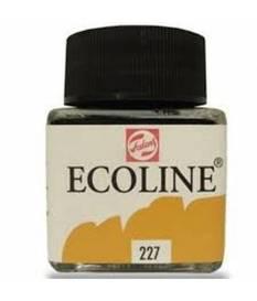 Colore ad acquerello Ocra Gialla 100 ml Ecoline