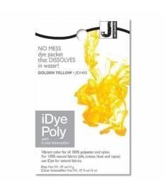 Colore per tessuto iDye Poly, Giallo Oro