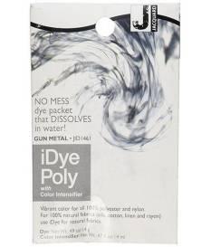 Colore per tessuto iDye Poly, Gun Metal