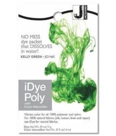 Colore per tessuto iDye Poly, Kelly Green