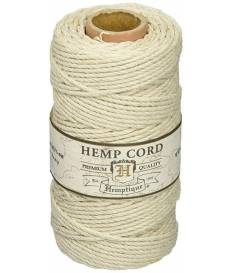 Cordoncino Hemp Cord, Natural