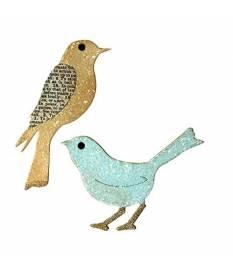 Fustella Sizzix Bigz, Uccelli