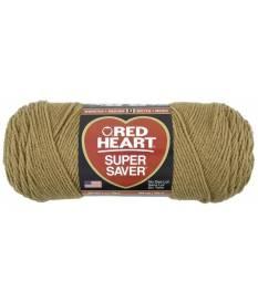 Gomitolo Red Heart Super Saver, Marrone Chiaro