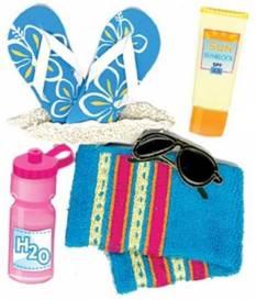 Jolee\'s Boutique Accessori Spiaggia Dimensional Stickers