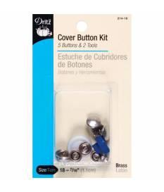 Kit di cover per bottoni 4 pz