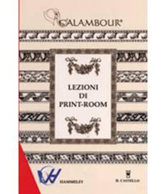 Libro Lezioni di print-room di Silvia Mangano e Paolo Corona