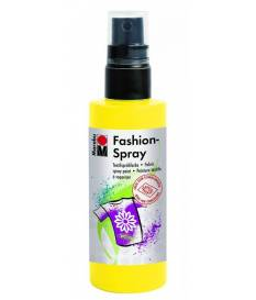 Marabu Fashion Spray 100 ml Giallo Sole